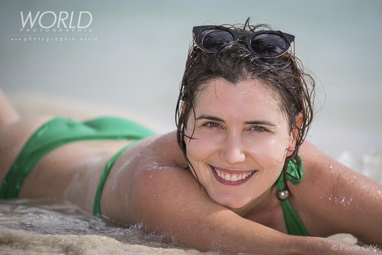World Photographie, Des photos de vous à la plage, sur ou sous l'eau, en Guadeloupe. © Pierre GAY Photographe Guadeloupe www.perceive.world avec Philippe Pagot
